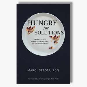 Hungry for Solutions Book Cover