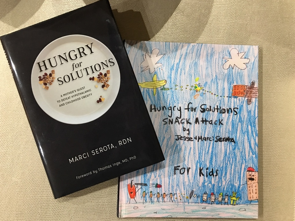 Book Hungry for Solutions